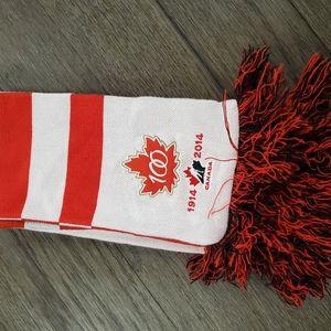 Hockey Canada 100 years Team Canada Scarf Nike